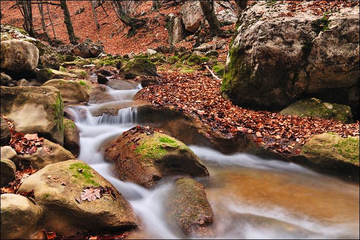 Аузун-Узень, Большой каньон Крыма