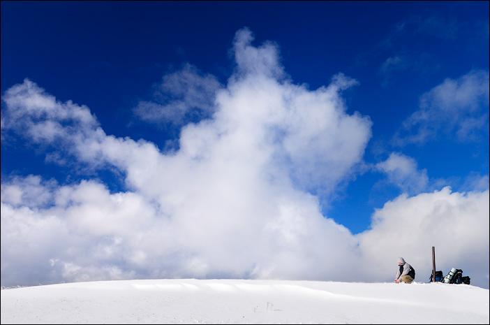 Вершина Лысой горы
