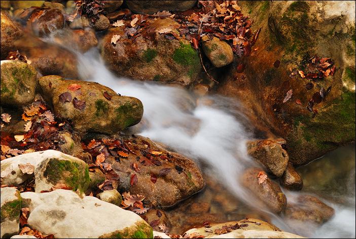 Река Аузун Узень. Большой каньон Крыма (БКК)