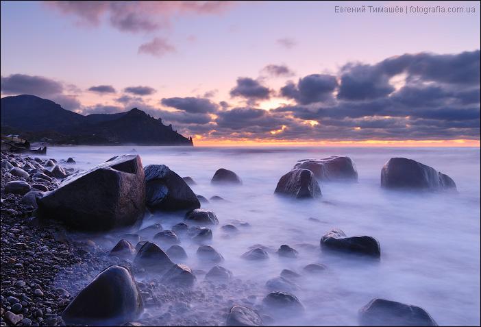 Морской рассвет