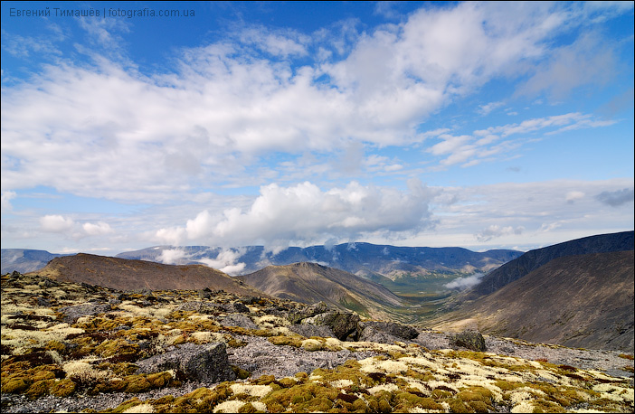 Долина реки Рисйок