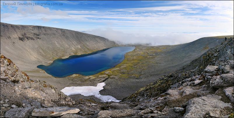 Озеро Академическое
