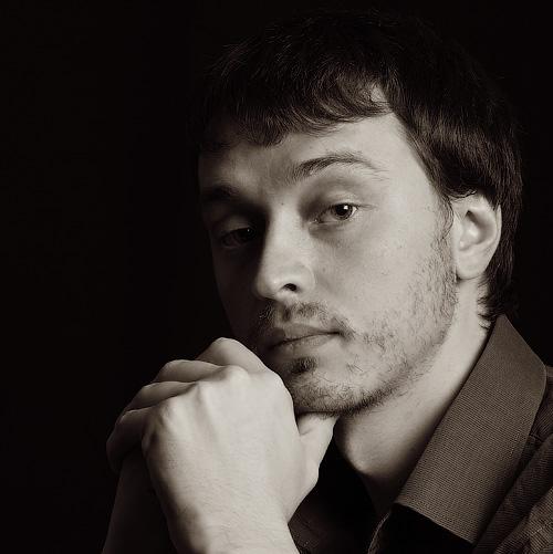 Автопортрет - Евгений Тимашёв