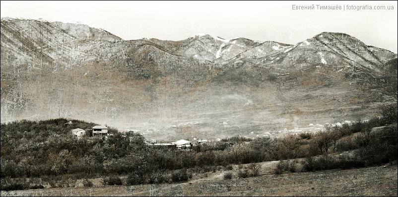 Горы, Крым