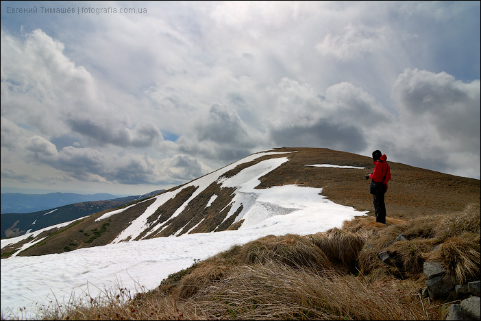 Карпаты, Черногорский хребет