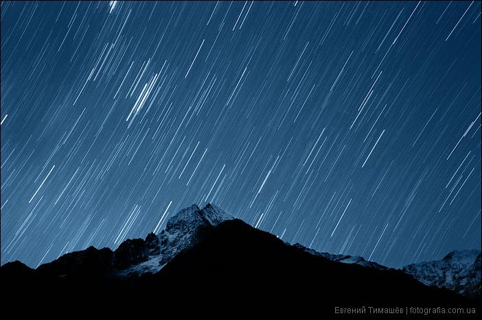 Ночь в Гималаях, Непал
