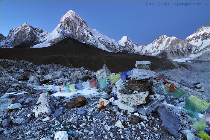 Сумерки в Гималаях, Непал
