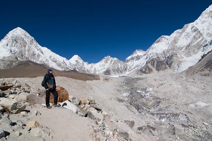 Евгений Тимашёв в Непале