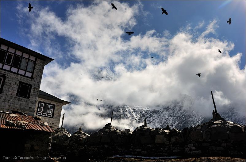 Дингбоче, Непал, Гималаи