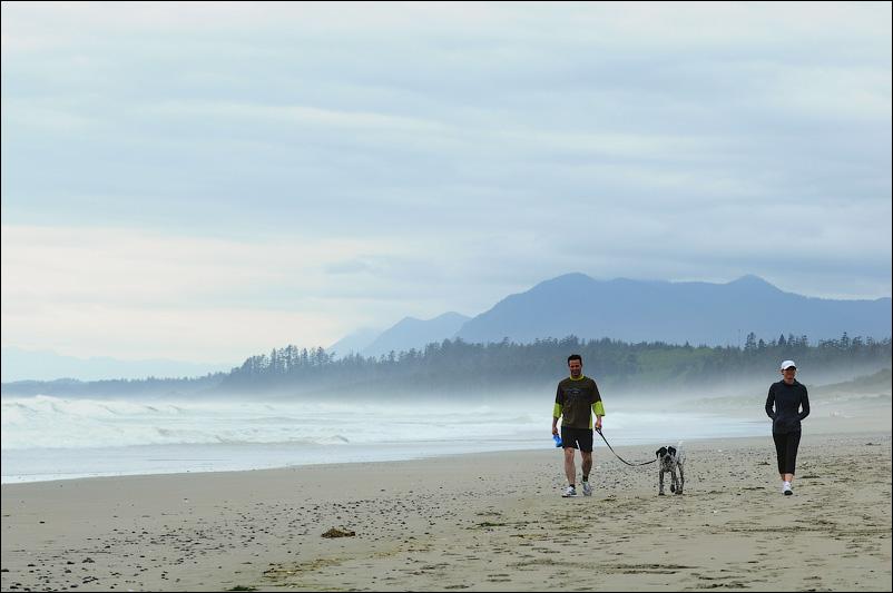 Long Beach, Vancouver Island, остров Ванкувер