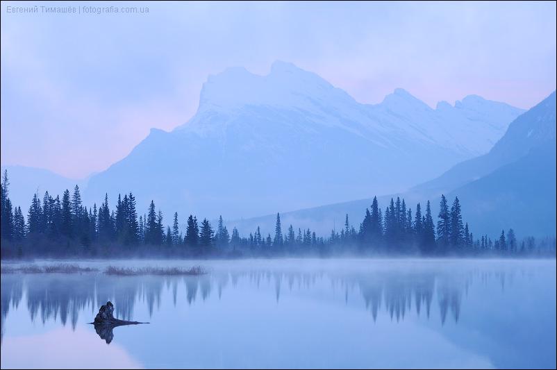 Озеро Вермилион (Vermilion Lake), Канада