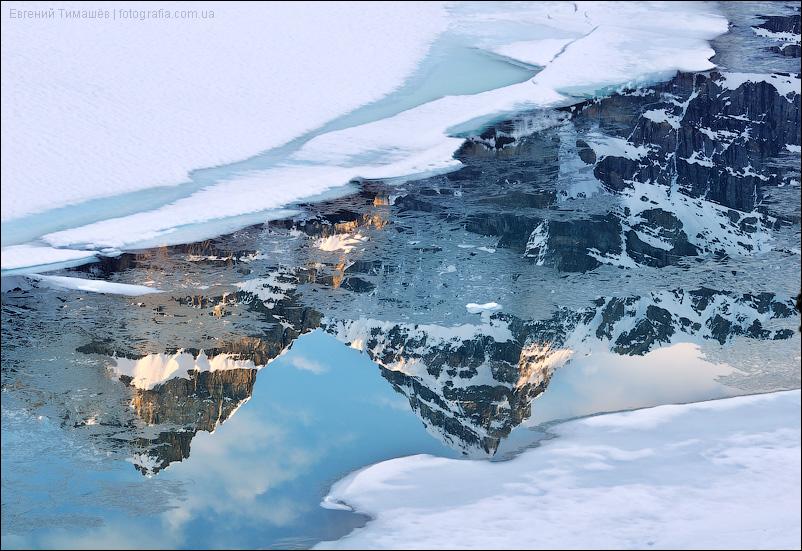 Озеро Морейн (Moraine Lake), Канада