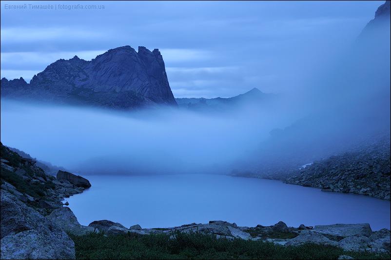 Озеро Горных духов, Ергаки