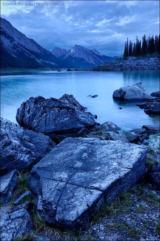 Канада, озеро Медисин