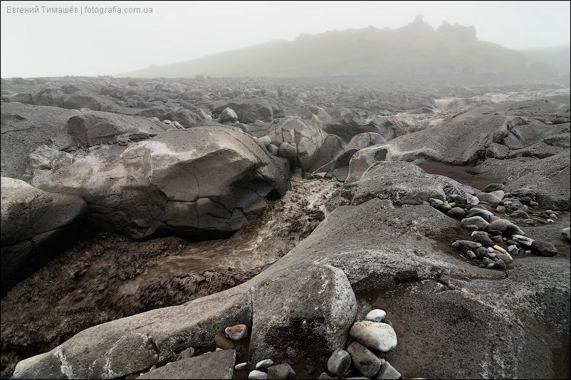 Камчатка, река Студеная