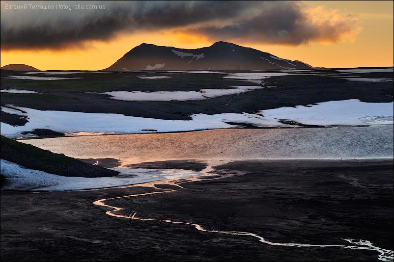 Сопка Скалистая, Камчатка