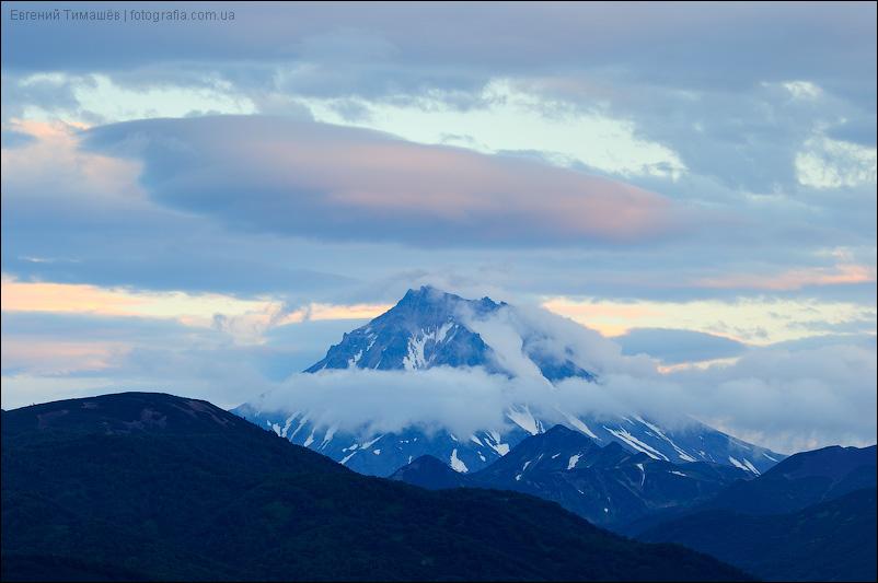 Камчатка, вулкан Вилючинский