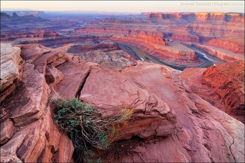 Дед хорс поинт (Dead Horse Point),США