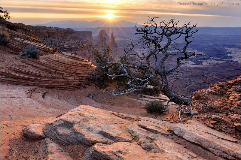 Национальный парк Каньонлэндс (Canyonlands National Park)