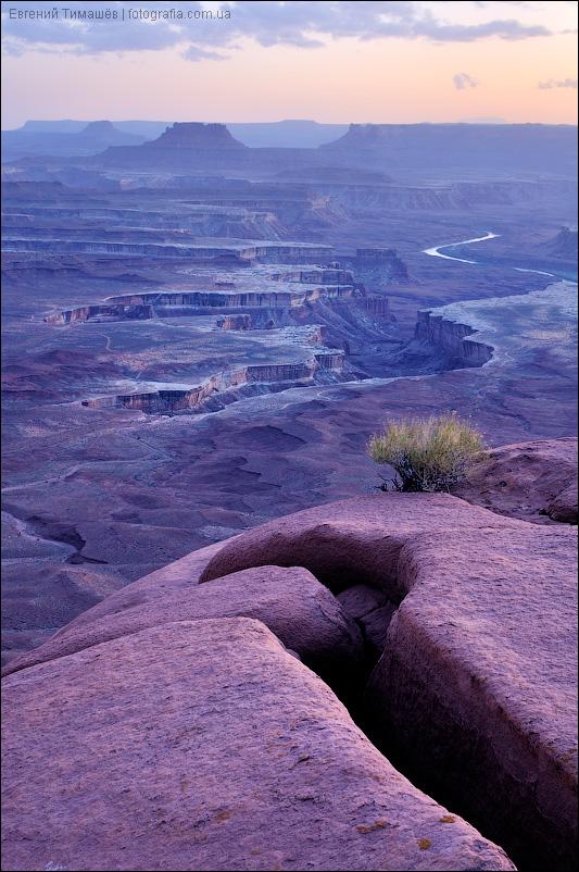 США, Юта, национальный парк Каньонлэндс (Canyonlands)