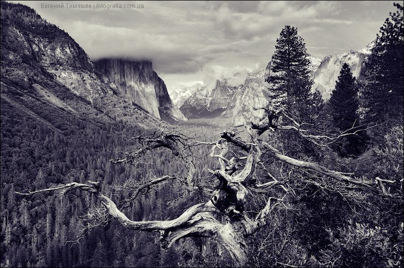 США, Калифорния, национальный парк Йосемити