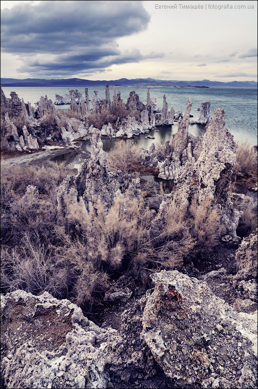 Озеро Моно, Калифорния, США