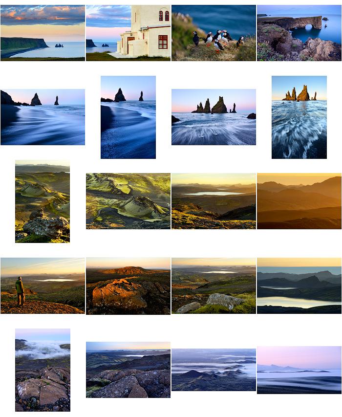 Исландия, Вик, Лакагигар