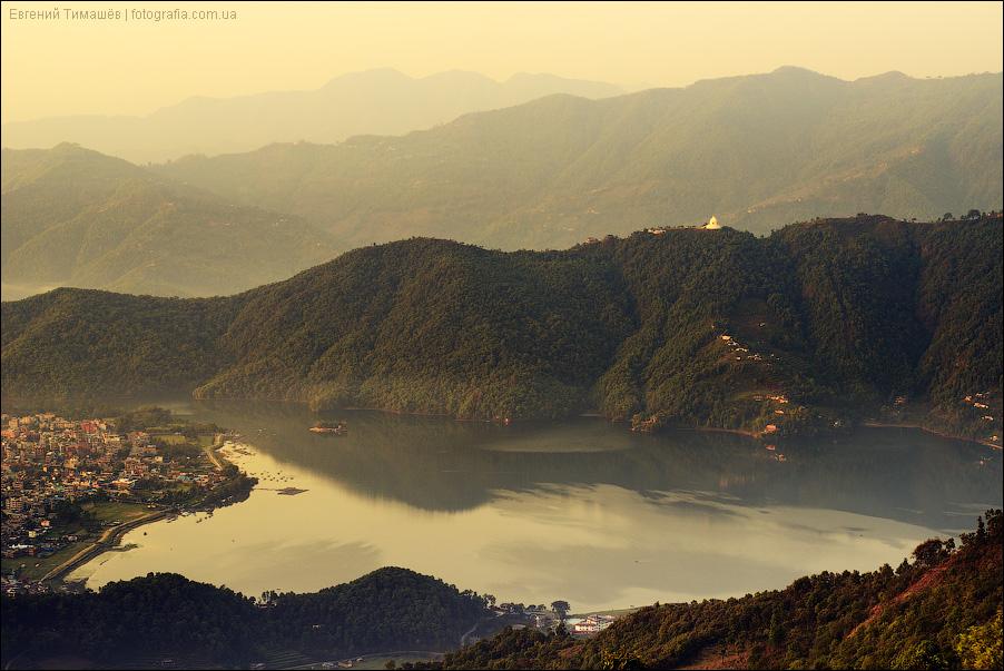 Фева озеро, Покхара