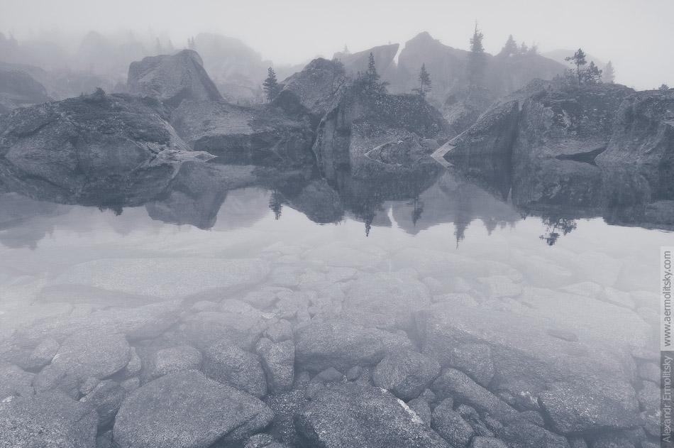 Russia, Krasnoyarsky Krai, National Park Ergaki