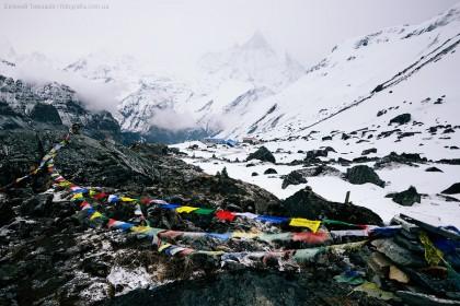 Непал, ABC, Аннапурна, базовый лагерь