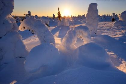 Парк Рииситунтури, Финляндия