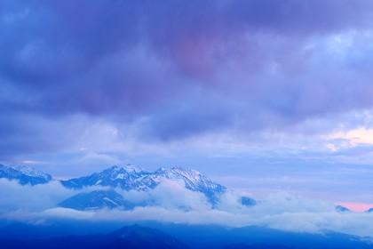 Кавказ, пейзажные фотографии Евгения Тимашёва