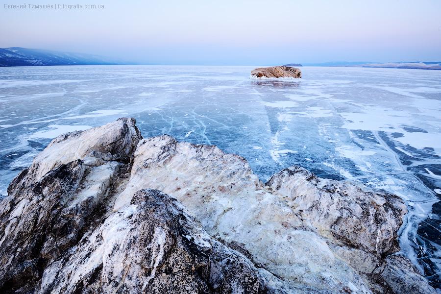 Байкал, Россия, лед, Ольхон, Ольтрек