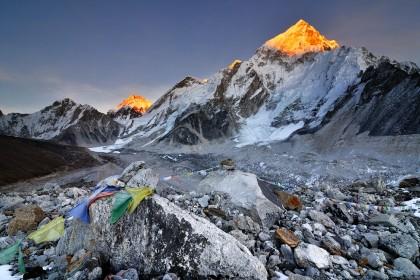 Непал, пейзажные фотографии Евгения Тимашёва