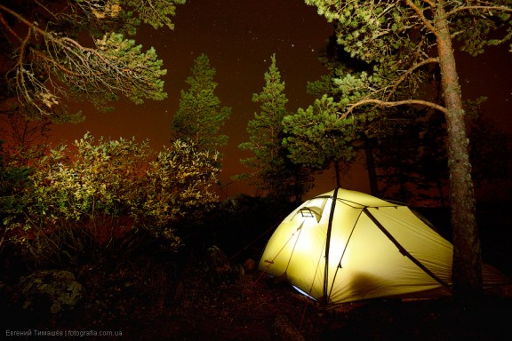 Ладога, Карелия, лес, пейзаж